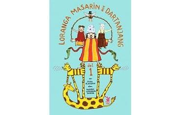 Book Loranga Masarin och Dartanjang, Sara Olausson/Barbro Lindgren