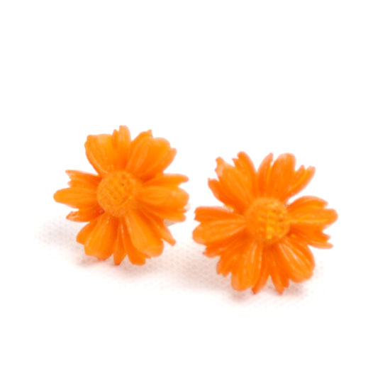 Earrings Daisy Small Vintage