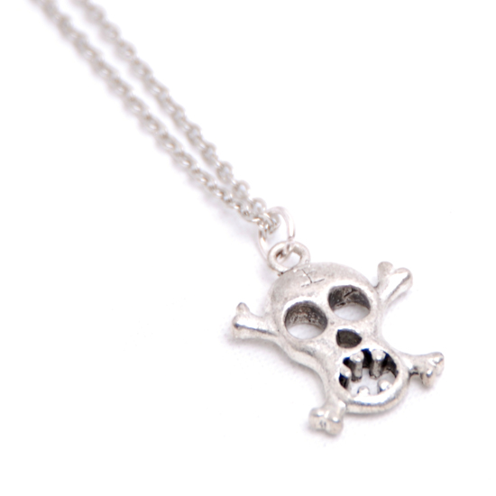 Necklace Skull Skriet