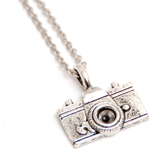 Necklace Camera (silver)