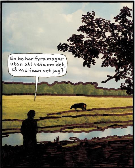 Magnet Jan Stenmark 'Ko'