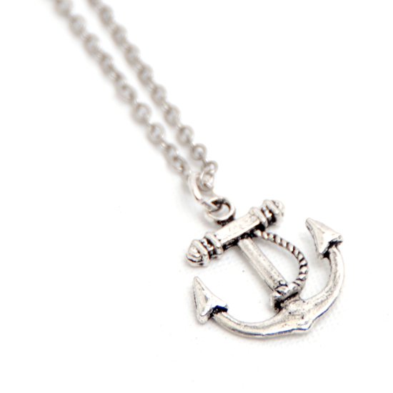Necklace Anchor (silver)