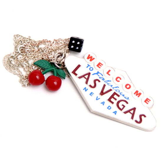 Halsband Welcome to Vegas