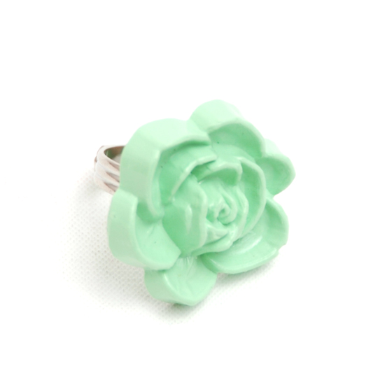 Ring Flower (mint)