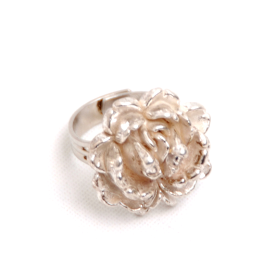 Ring Ros (silver)