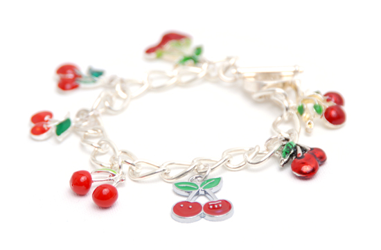 Bracelet Cherry Frenzie