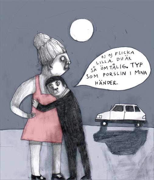 Magnet Nina Hemmingsson 'Porslin'