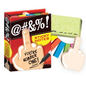 @*$%#! Sticky Notes