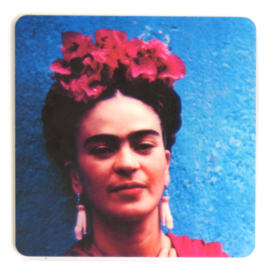 Coaster Frida Kahlo photo #1