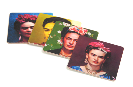 Coaster Frida Kahlo photo #3