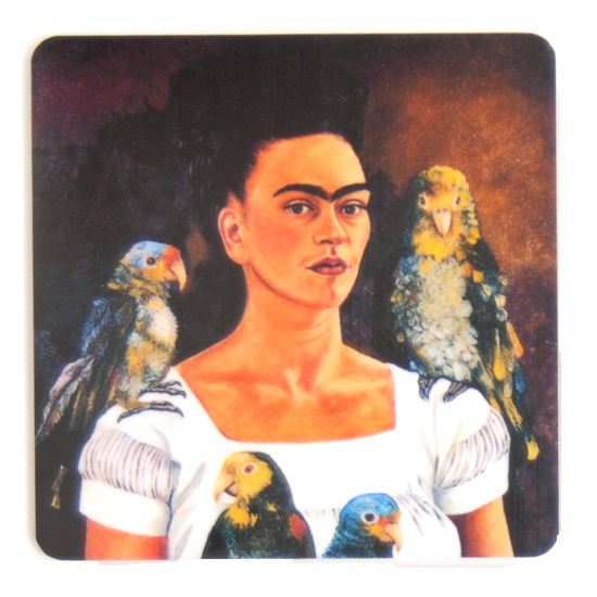 Coaster Frida Kahlo painting #9