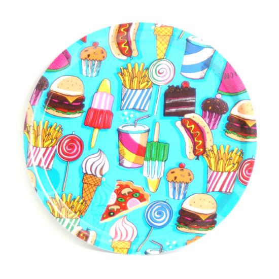 Round Tray 31 cm Foodfight