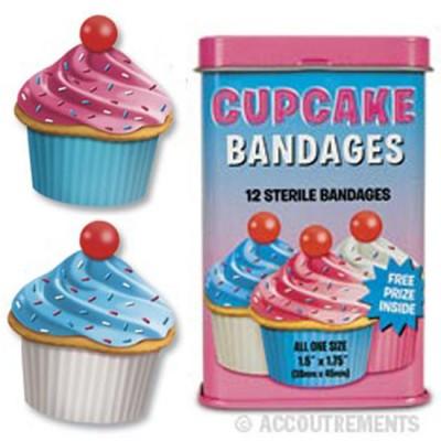 Plåster, Cupcake
