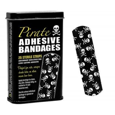 Band aid, Pirates