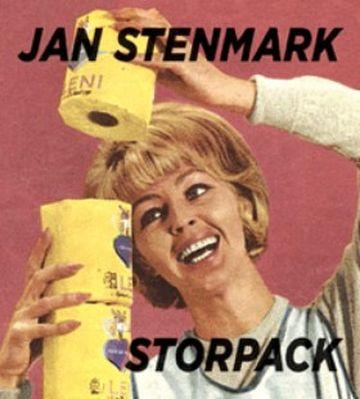 Bok Storpack, Jan Stenmark