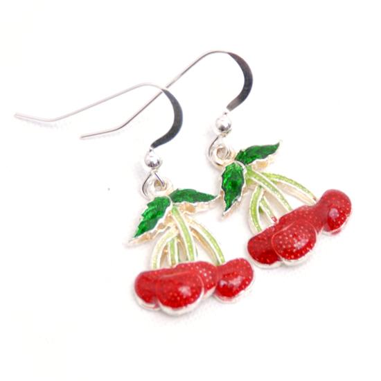 Korvakorut Cherry (4 marjoja)
