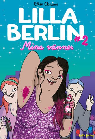 Bok Lilla Berlin 2 - Mina vänner