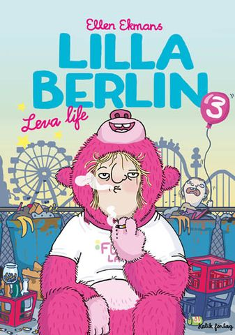 Bok Lilla Berlin 3 - Leva life