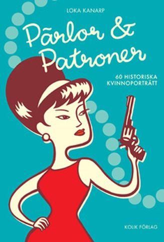 Book Pärlor & patroner, Loka Kanarp