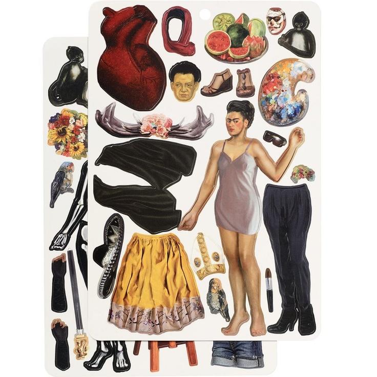 Magnet Frida Kahlo