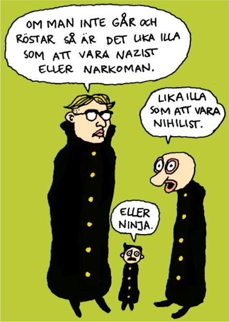 Magnet Fabian Göransson 'Ninja'