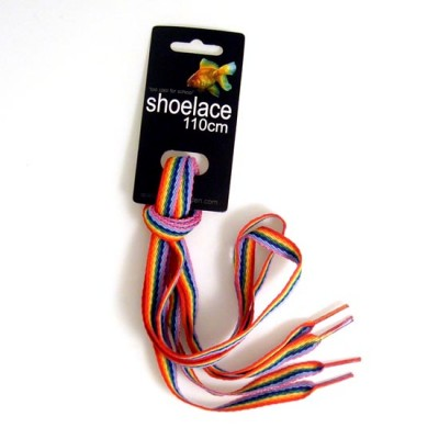 Shoelace Rainbow
