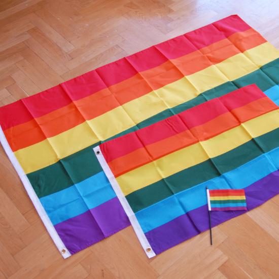 Pride lippu 60x90 cm