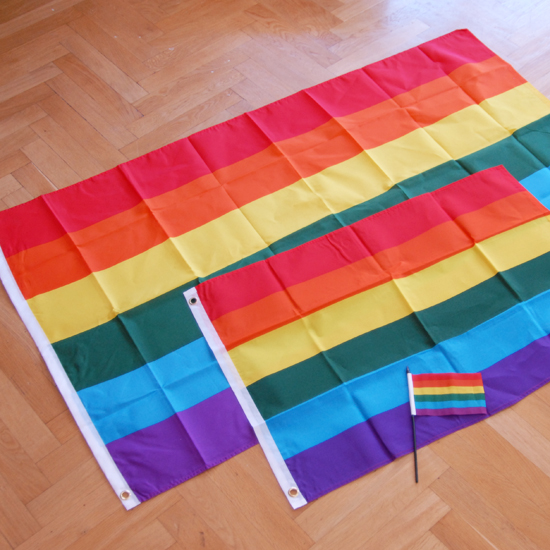 Pride lippu 90x150 cm