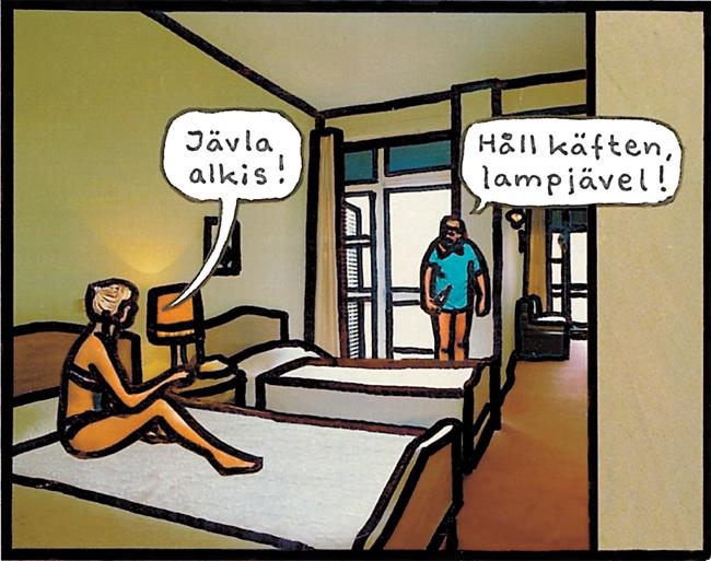 Magnet Jan Stenmark 'Alkis'
