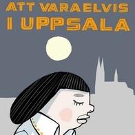Book Det är svårt att vara Elvis i Uppsala, Nina Hemmingsson