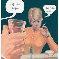 Magnet Jan Stenmark 'Hej'