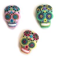 Magneetti Sugar Skull