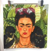Pillow Case Frida Kahlo (painting)