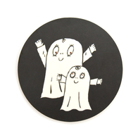 Coaster Spook Laban both (black)