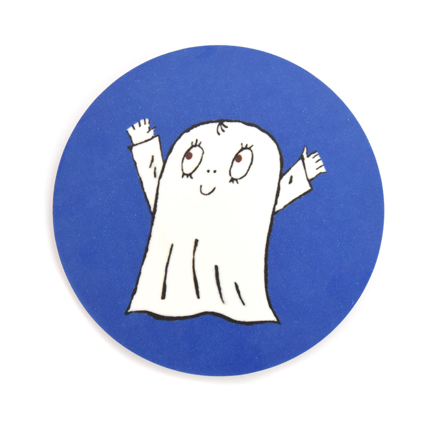 Coaster Spook Laban (dark blue)