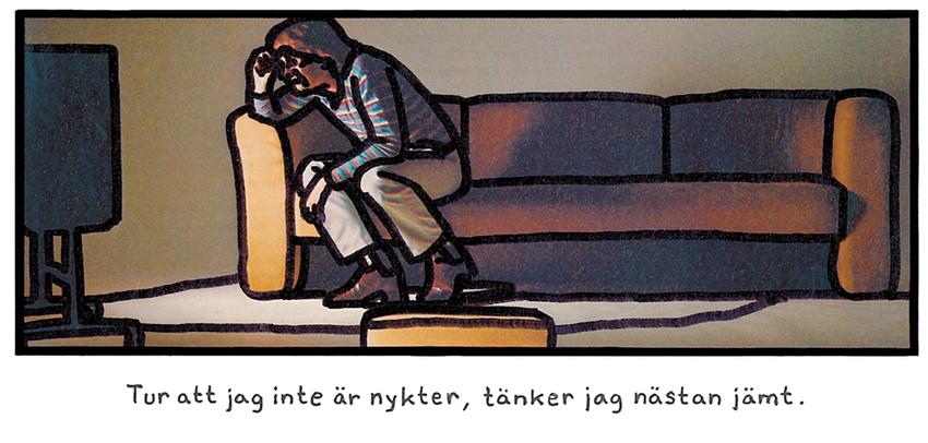 Magnet Jan Stenmark 'Nykter'