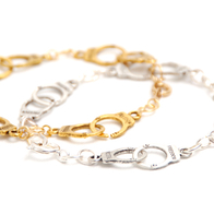 Bracelet Cuffs (silver or gold)