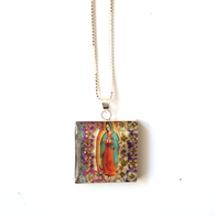 Necklace Guadalupe, multi
