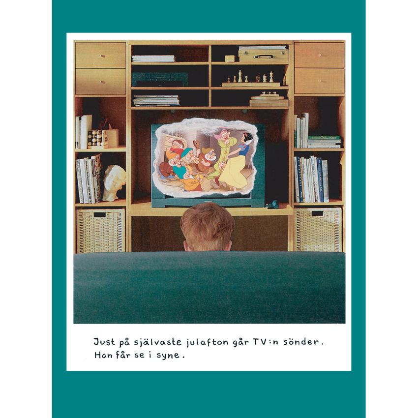 "Postcard Jan Stenmark ""Syne"""