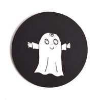 Coaster Spook Laban (Labolina black)