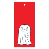 Paketkort Spöket Laban