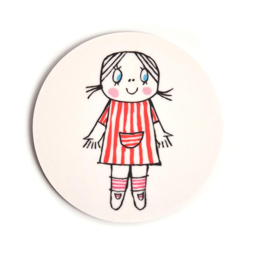 Coaster Lilla Anna (white)