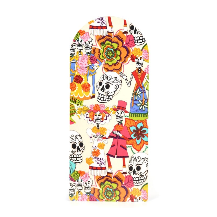 Cutting Board Day of the dead (beige)