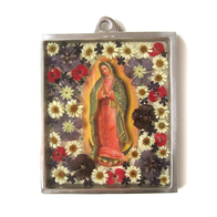 Wall ornament lasi Guadalupe