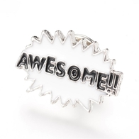 Brosch pin awesome