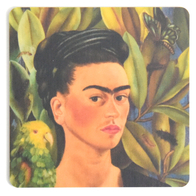 Lasinalunen Frida Kahlo painting #10