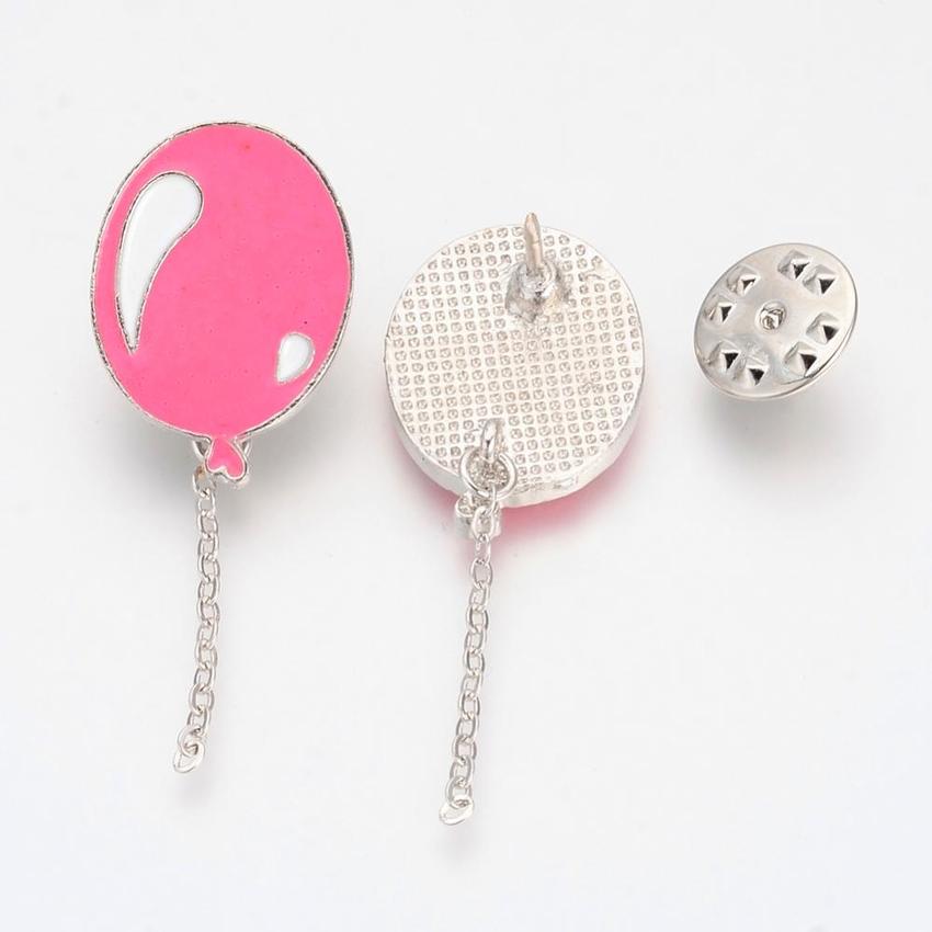 Brosch pin ballong
