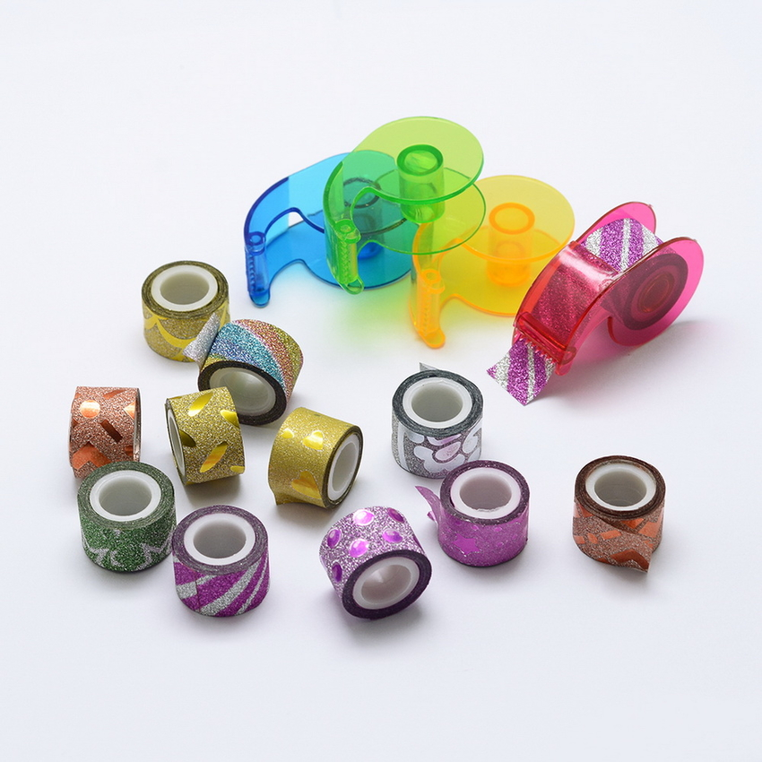 Glitter mini tape, 3 pcs