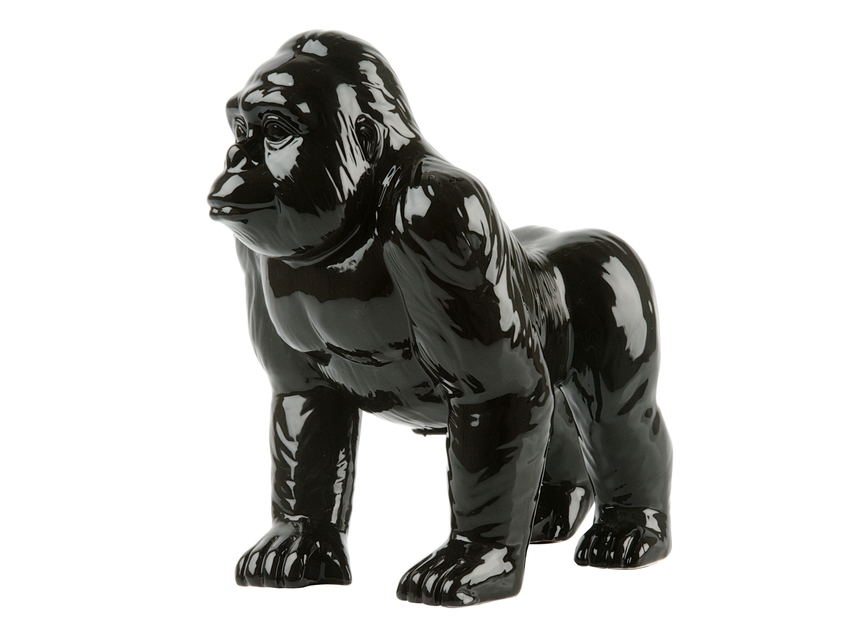 Money bank, Gorilla