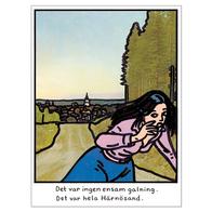 Magneetti Jan Stenmark 'Härnösand'